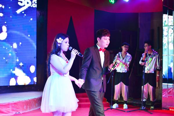 河南恒辉置业集团2014年联欢暨表彰大会隆重举行